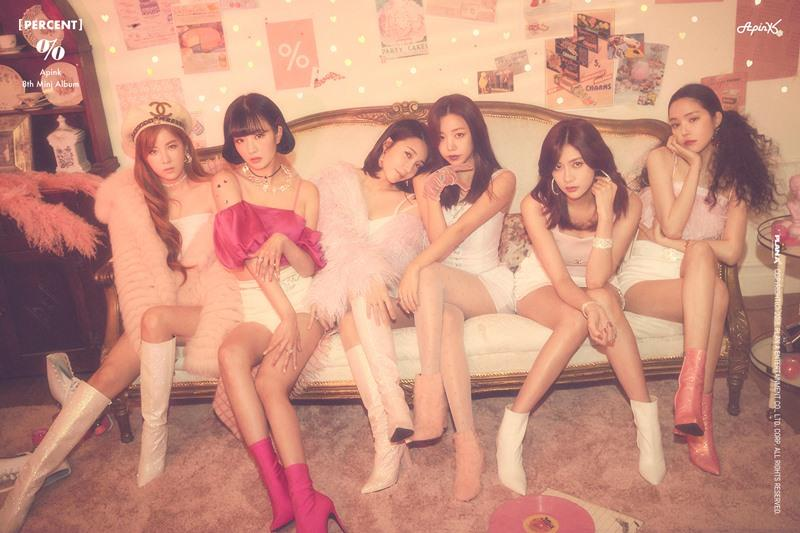 Apink Tweaks its Signature Angelic Concept with Charismatic New Album