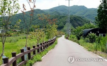 Gyeonggi to Build Trail, Cycle Path Circuits