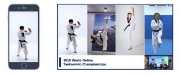 Int'l Online Taekwondo Competition to be Launched