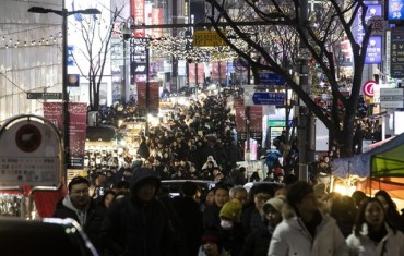Asian Tourists Favor Myeongdong but Americans, Europeans Prioritize Palaces in Seoul: Study