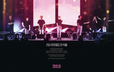 Ticket Sales for BTS Concert Film Top 200,000 in 3 Days