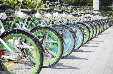 Satisfaction with Seoul's Bicycle Sharing Program Reaches 94 pct