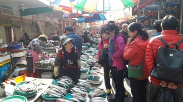 Seoul to Spend 537 bln Won for Traditional Markets
