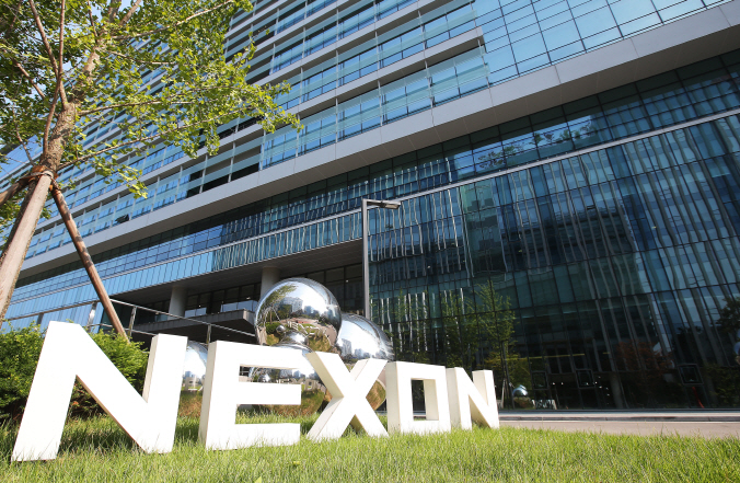 Nexon posted sales of $2.3 billion in 2018, up 8 percent from a year earlier, making it the world's 12th largest gaming company by sales. (image: Yonhap)