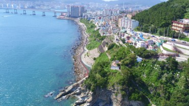 Busan Opens City Coffers to Encourage Walking