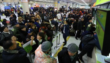 Int'l Airports in Provincial Cities Plagued by Congestion, Delay Problems