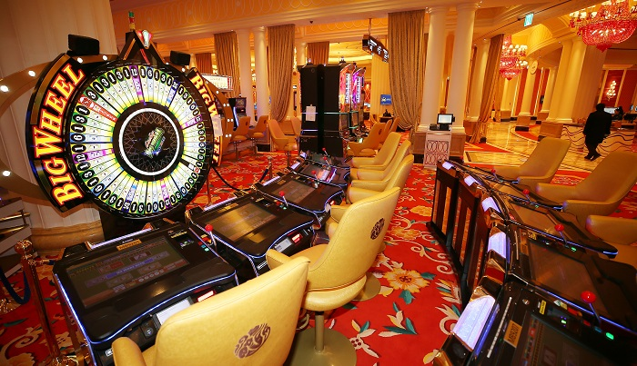 Previously, presenting documentation on migrant status was enough for Korean migrants to enter the casinos. (image: Yonhap)