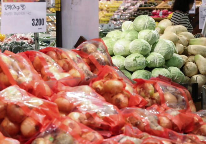 Price of Onions in S. Korea Falls Sharply on Increased Supply