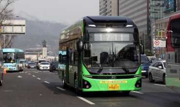 Seoul to Increase Operations of Electric City Buses