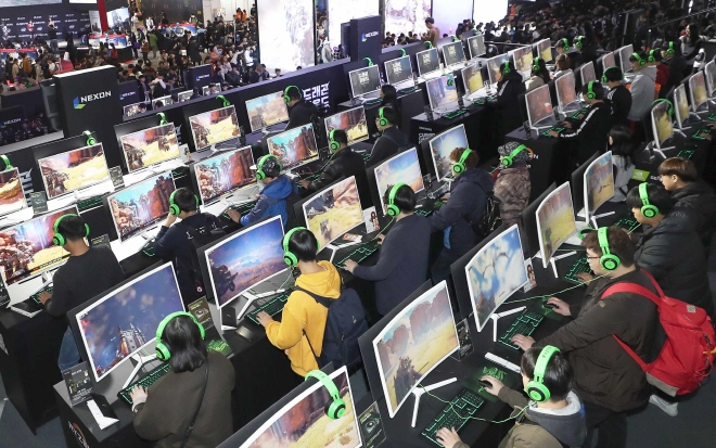 S. Korea's e-Sports Industry Grows Close to 100 Billion Won in 2017: Report