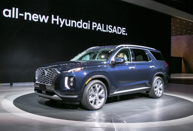 SUV Sales in S. Korea Up 12.7 pct in 2018