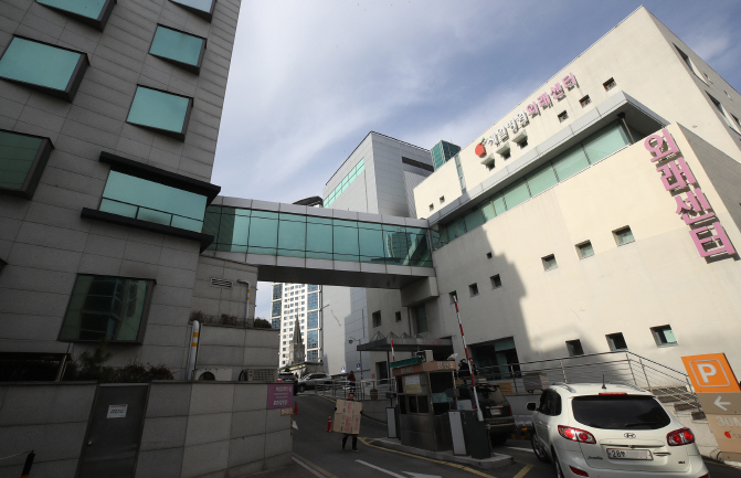 Cheil General Hospital has long been facing financial difficulties due to the low birth rate in South Korea. (image: Yonhap)