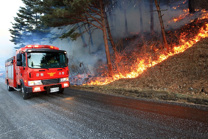 National Fire Agency to Predict Risk of Fire Outbreaks Using Big Data Analytics