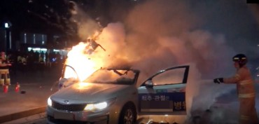 Cabbie in Apparent Self-immolation Protest Dies