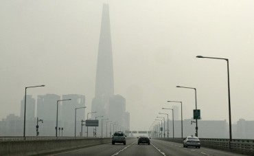 Seoul Hit by Worst Level of Ultrafine Dust