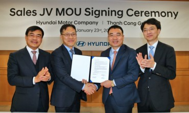 Hyundai to Set Up Vietnam JV to Bolster Sales