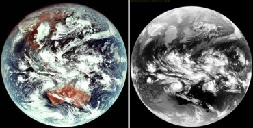 S. Korea's Indigenous Weather Satellite Shoots First Image