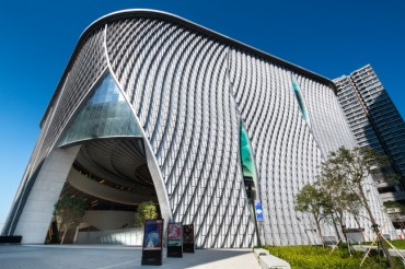 The Xiqu Centre Opens its Doors in January 2019