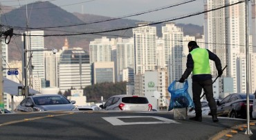 Focus on Safety Means Switch to Daytime Trash Collection in Pyeongchang
