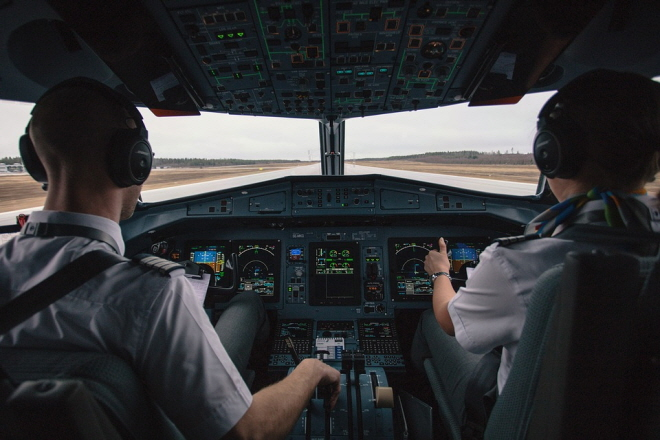 Gov't Launches New Computer-based English Proficiency Test for Aviation