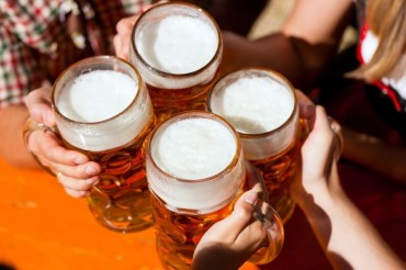 Drinking Culture Undergoing Transformation in Finance Sector