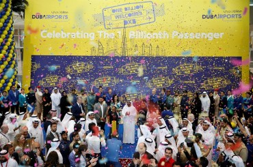 Dubai Airports Partners with XDubai for One-of-a-kind Stunt Embodying Dubai's Ambitious Spir