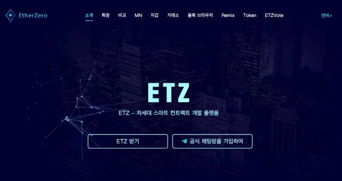"""Ether Zero"" from Singapore, Speeds Up the DAPP Development by MPOS Algorithm"
