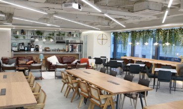 Popularity of Shared Workspaces Soars