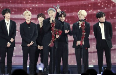 BTS Ends 2018 as Second Top Album Seller in U.S.