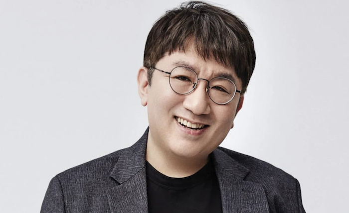 Bang Si-hyuk, the creator of BTS and CEO of the band's management agency Big Hit Entertainment (image: Big Hit Entertainment)