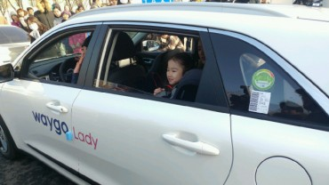 Tago Launches Women-only Taxis with Infant Car Seats