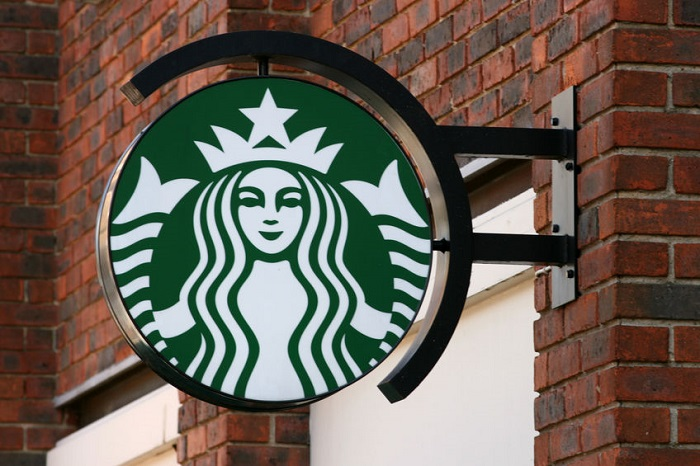 38895688 - starbucks coffee shop sign, high street, chelmsford, essex, england