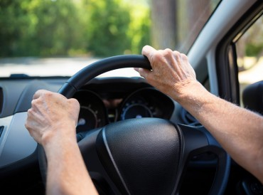 Number of Traffic Accidents Caused by Elderly Drivers on a Steady Rise