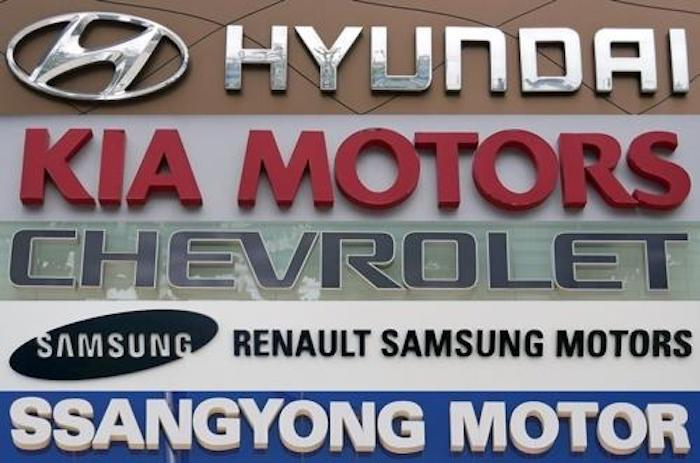 The overall sales figure was affected by weak demand in major markets, such as China and the United States, the world's two biggest automobile markets. (image: Yonhap)