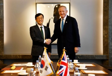 Lord Mayor of London Calls for Cooperation with S. Korea on Fintech