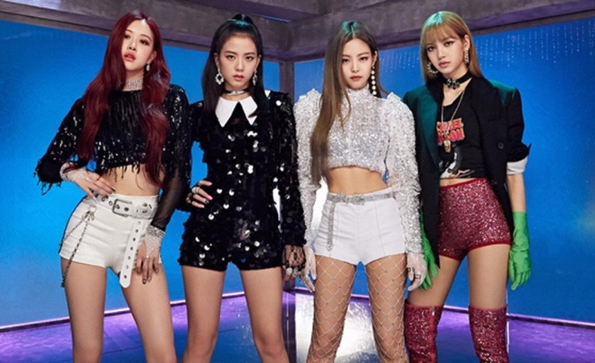 BLACKPINK to Appear on CBS Talk Show Hosted by Comedian Stephen Colbert