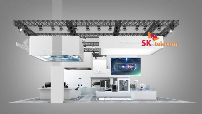 SK Telecom Co., the nation's leading mobile carrier, said it will introduce various 5G applications and immersive content based on virtual reality (VR) and augmented reality (AR). (image: SK Telecom)