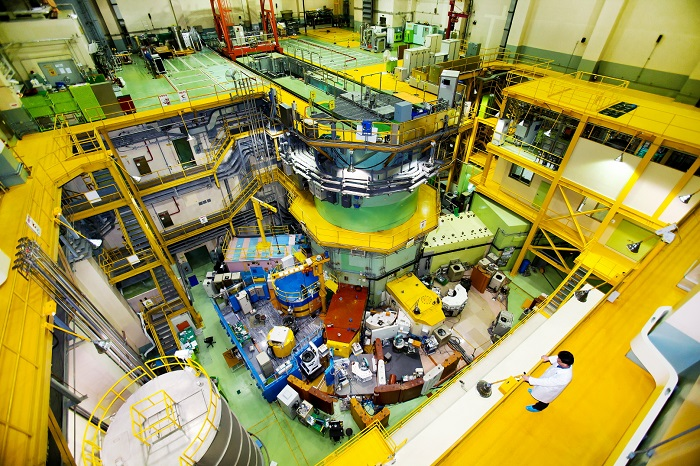 HANARO research reactor in Daejeon. (image: Yonhap)