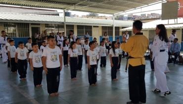 Taekwondo Adopted as Part of Regular School Curriculum in Honduras