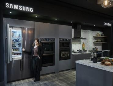 Samsung, LG Showcase Smart Appliances at U.S. Trade Show