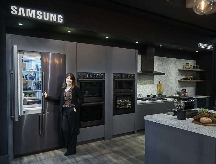 Samsung, LG Showcase Smart Appliances at U.S. Trade Show