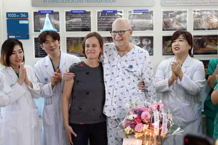 Patient Shunned by American Hospitals Cured by S. Korean Doctors