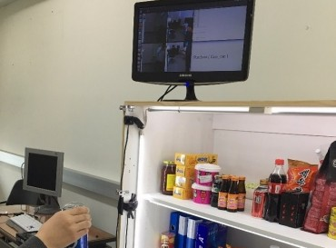 S. Korea Researchers Develop Unmanned Checkout System Using Display Cabinets