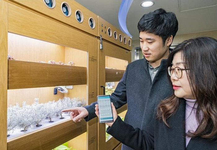 Sogong Underground Shopping Center Turns 'Smart'