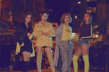 Mamamoo to Drop New EP Next Month