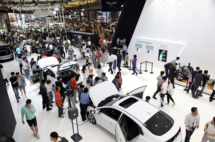 S. Koreans Prefer White Cars, Study Shows