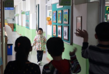Elementary Schools in Gangwon Province Hold Unique Entrance Ceremonies as Student Numbers Dwindle