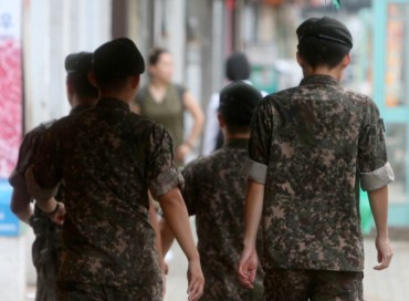 Soldiers Allowed to Go Off Base After Work Twice a Month