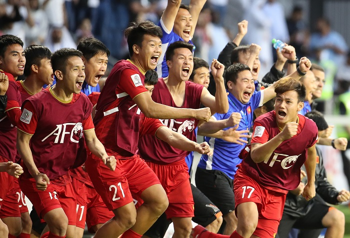Park Hang-Seo's Vietnamese National Football Team Takes World Stage