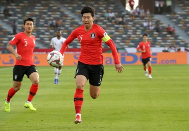 S. Korea Soar in FIFA Rankings Despite Early Asian Cup Elimination